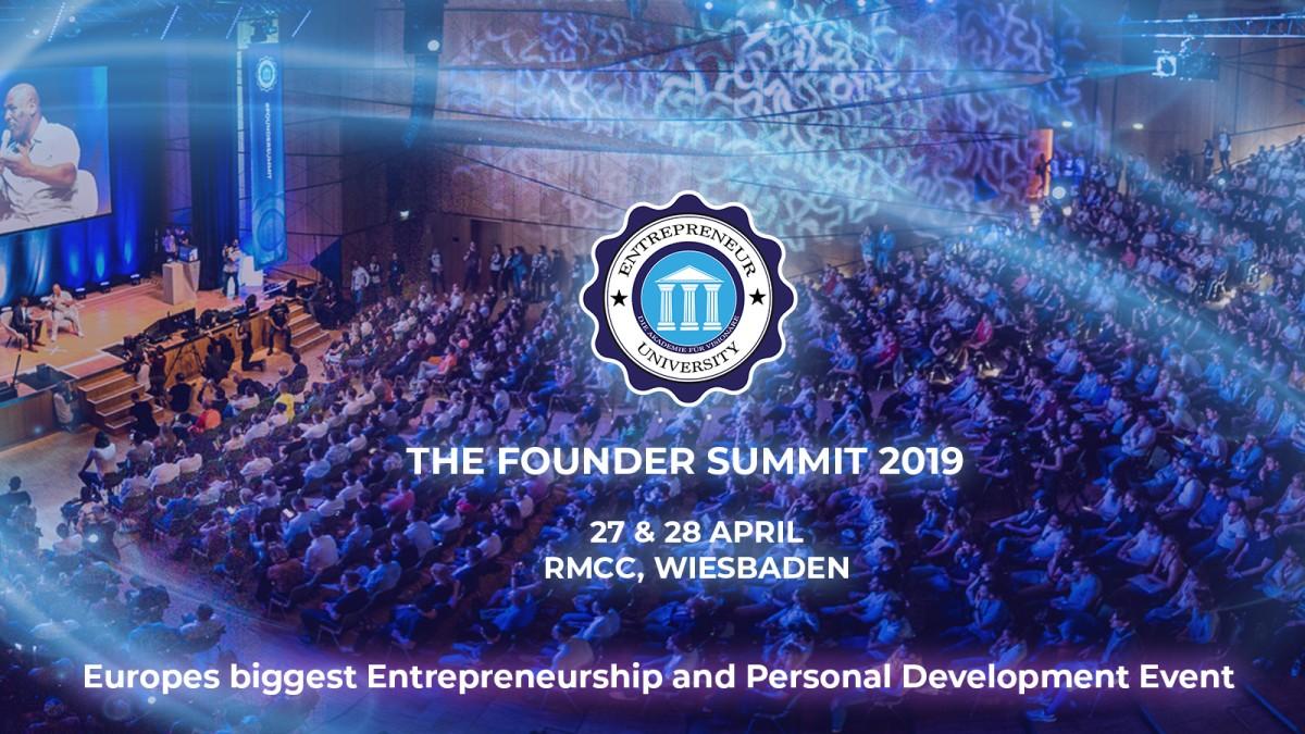 Entrepreneur Founder Summit