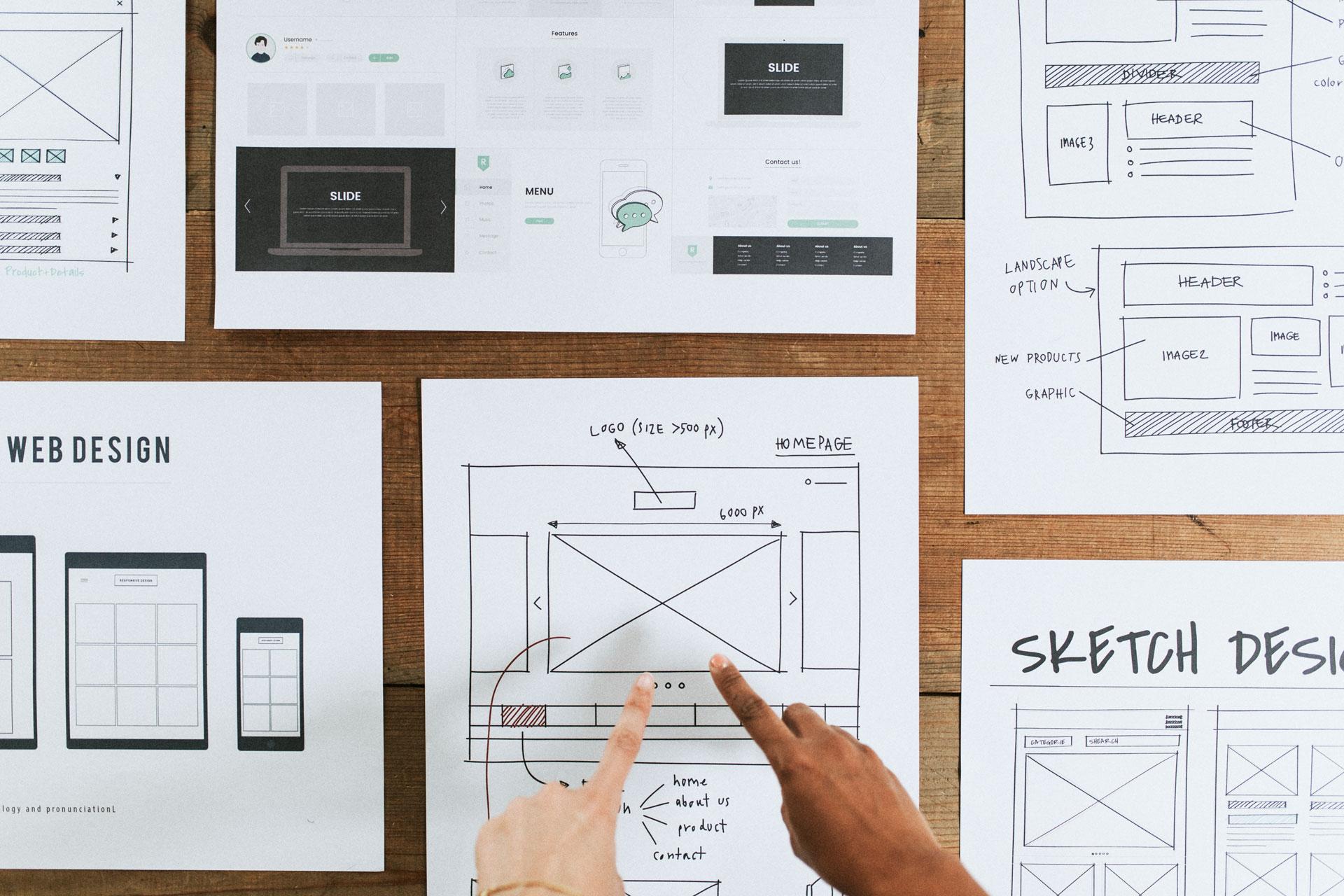 Webdesign in Darmstadt