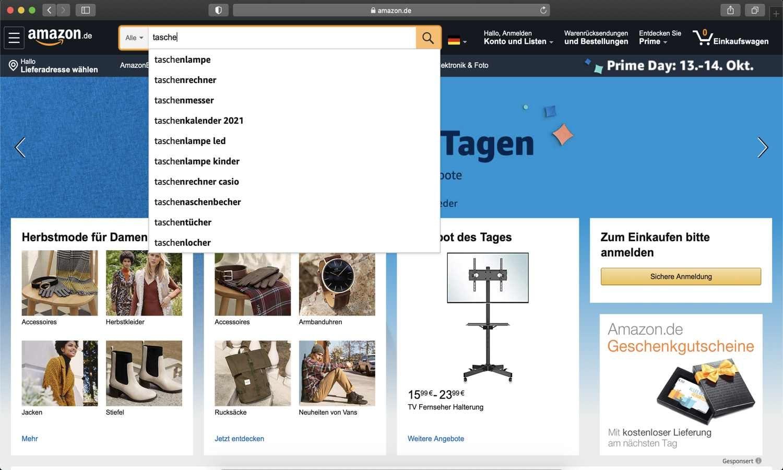 Amazon SEO Frankfurt