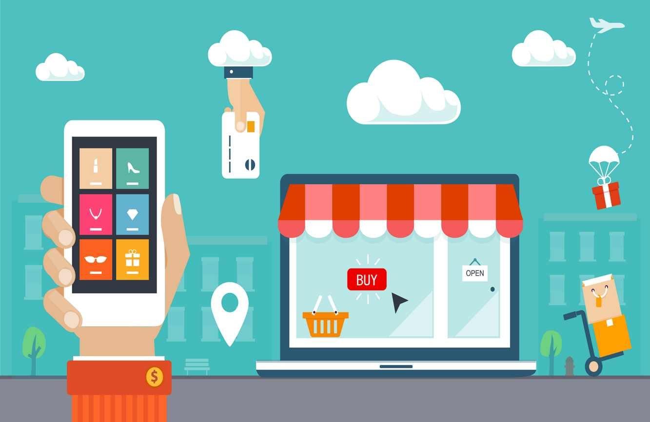 E-Commerce Erklärung